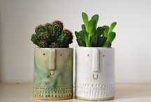 Container Gardens / by Lisa Orgler