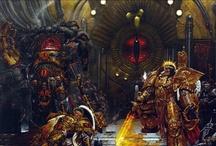 High Fantasy (Lots of Warhammer 40k) / almost entirely Warhammer 40k / by Alice InTheGarden