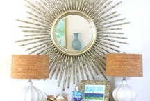 Home Decor / Okay, I'm so ADD that I can't decide what decor style I want for our dated 60 yr. old lakefront home. Cottage-y? Mid-Century Modern? Eclectic & Funky? I'm such a mess. Sadly, I'm more of a dreamer than doer.  / by Eowyn West