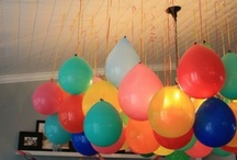 "Party Party / ""inspiring decorations and themes (etc.)"" / by Nat Aramtiantamrong"