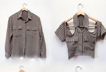 D.I.Y. Women's apparel / by Nat Aramtiantamrong