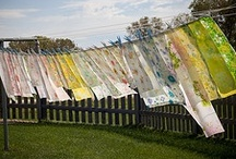 Clothesline love...... / the answers blowing in the wind / by Bonelli Fuller