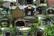 Barns and Covered Bridges / by Bonelli Fuller