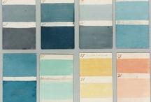 Colour Combination / by Sue Elbu