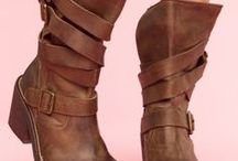 Boots / by Wendy