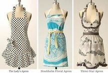 OkAy So iM iNTo ApRonS / by Arleen Elizabeth Moret
