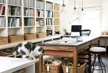 Homes - Atelier/Office / Spaces to inspire creative and productive  penchants