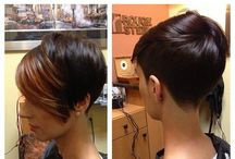 Cuts, color and do's / by Heather DiPaolo