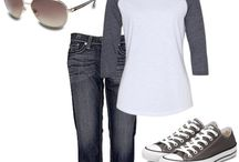 My style is simple / by Heather DiPaolo