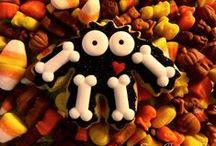 Cookies - Halloween/Creepy / by Jennifer Sorenson