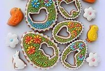 Cookies - Spring / by Jennifer Sorenson