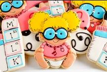 Cookies - Baby / by Jennifer Sorenson