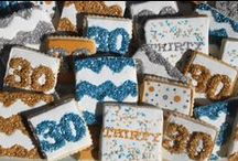 Cookies - Birthday / by Jennifer Sorenson