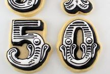 Cookies - Letters/Numbers / by Jennifer Sorenson