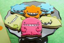 Cookies - Monsters / by Jennifer Sorenson
