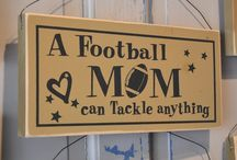 Football mom / by Heather DiPaolo