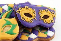 Cookies - Mardi Gras / by Jennifer Sorenson