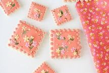 Cookies - Quilting / by Jennifer Sorenson