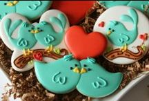 Cookies - Love, Valentine's / by Jennifer Sorenson