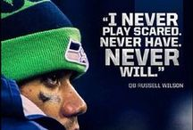 Seahawks - Yeah Football! / Have always loved the Seahawks and always will.....