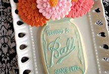 Cookies - Ball Jars / by Jennifer Sorenson