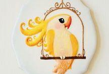 Cookies - Critters: Birds / by Jennifer Sorenson
