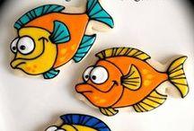 Cookies - Critters: Fishy / by Jennifer Sorenson