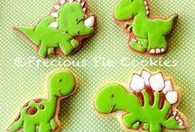 Cookies - Critters: Dinos / by Jennifer Sorenson