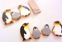 Cookies - Critters: Penguins / by Jennifer Sorenson