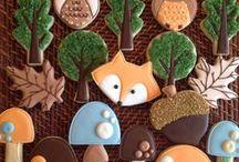 Cookies - Critters: Woodland / by Jennifer Sorenson