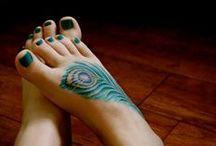 Tattoos / by Courtney Gilbert