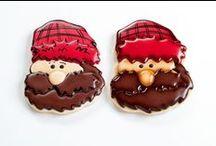 Cookies - Lumberjacks / by Jennifer Sorenson