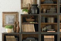 Furnishings - Shelves & Cabinets