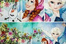 Inspirações para Livros de Colorir / Inspirações para pintar livros de colorir, como Jardim Secreto; Floresta Encantada; Mandalas para Colorir etc.