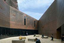 Museum design / Museo de la memoria