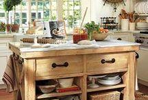 "▣ Kitchen • Cucina e Aggeggi vari / by ""Basilico & Patchouli"""