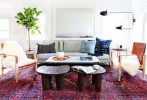 INTERIORS / by SOPHIA POZZI