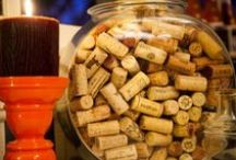 Wine corks & DYI ideas / by Brenda Crawford