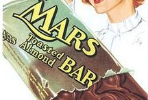 candy bar favorites - old & new / by Brenda Crawford
