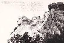 Mount Rushmore History / Historical Photos of Mount Rushmore blackhillsknowledgenetwork.org