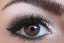 Ojos bonitos y bien pintaditos