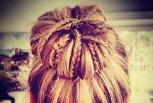 Trenzas y peinados / Inspiraciones para acomodar el cabello