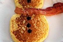 Breakfast is on!! / by Melissa Coronado