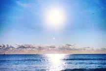 Sunset & Sunrise / Puesta del Sol y Salida del sol / There's nothing like watching and admire breathtaking moments with that special person. No hay nada como ver y admirar impresionantes momentos con esa persona especial. / by Sandos Playacar Beach Resort