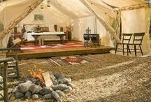 Glamping / by My Pinteresting Life