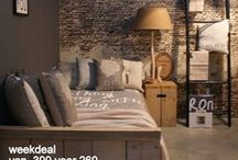 thuis met Moon * Michelle / moodboard new bedroom for my daughter Michelle / by Thuis met Moon