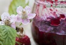 "♔ Jams - Marmellate - Gelatine - Frutta Candita - Zucchero Aromatizzato / by ""Basilico & Patchouli"""