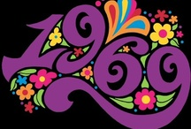 Nineteen Sixty Nine 1969...... / Born in 69...... / by Vintage Design