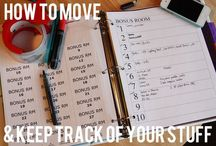 Ready to Move / by Colleen Sicuso