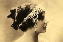 History of Headpieces